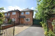 Blake Avenue semi detached property for sale