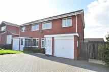 semi detached home in Dowles Croft...