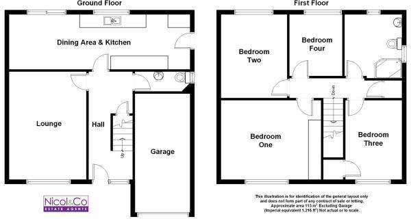 Floorplan 35 Foxhunt