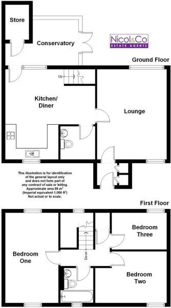 Floorplan 121 Farrie