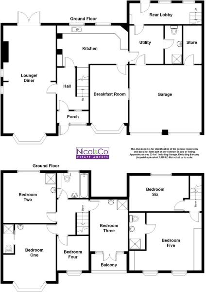 Floorplan 238a Worce