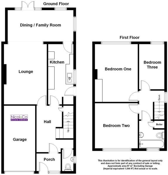 Floorplan 8 Willow D