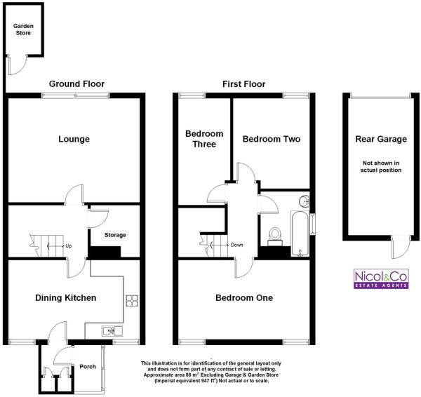 Floorplan 20 Thatche