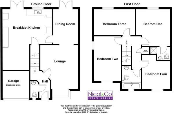 Floorplan 4 Swallow