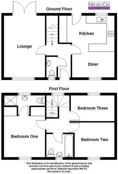 Floorplan 17 Town Mi