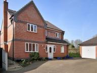 Detached home in Crown Meadow, Reepham...