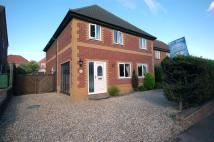 Detached house in New Road, Reepham...