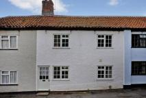 Terraced house in Church Street, Reepham...