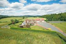 Detached property for sale in Lyonshall, Hereford