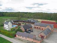 Shropshire Equestrian Facility house for sale