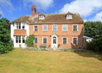 Detached home in The Street, Stedham...