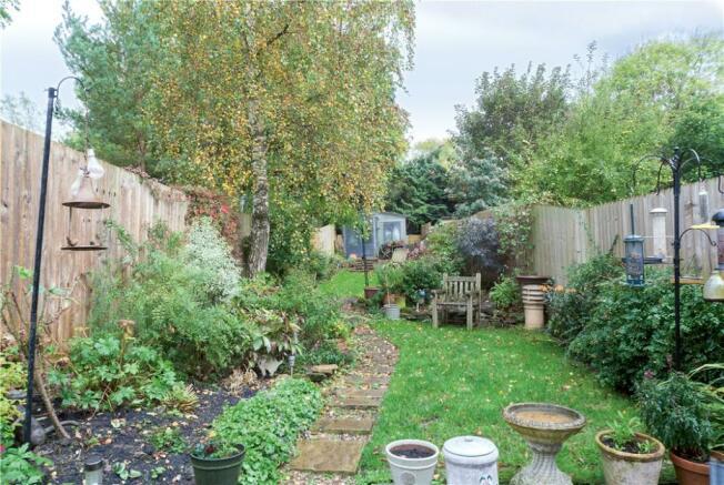 Flat Garden