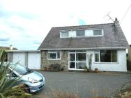 Detached Bungalow in Nant Bychan, Moelfre...