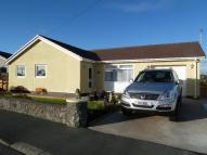 Detached Bungalow for sale in Minffordd Estate...