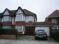 semi detached property in Blenheim Gardens...