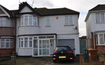 4 bedroom semi detached home in Kings Road, Harrow...