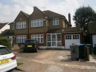3 bedroom Detached property to rent in Bulmer Gardens, Kenton...