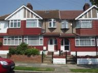 Terraced home for sale in Castle Road, Northolt...