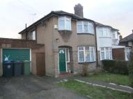 semi detached house in Uxendon Hill, Wembley...