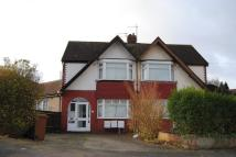Flat to rent in Aldridge Avenue, ...