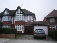 4 bed semi detached property to rent in Kenton Lane , Harrow...