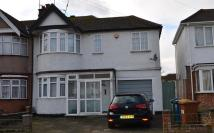 semi detached property in Kings Road, Harrow...