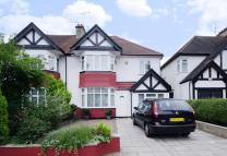 Carlton Avenue East semi detached property for sale