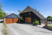 3 bed semi detached property in Old Pipe Barn Wierton...