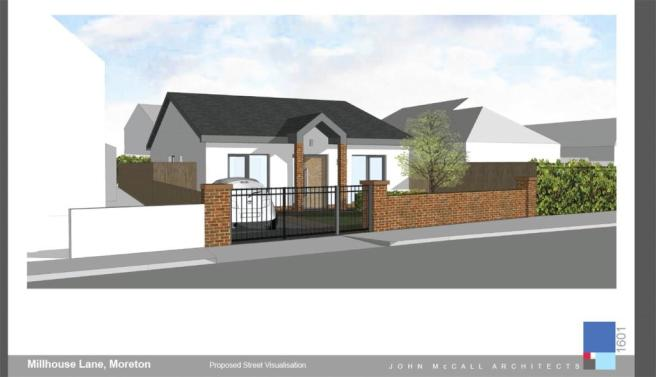 New Build Homes Moreton Wirral