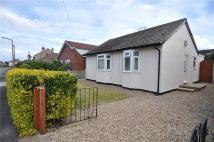 2 bed Detached Bungalow for sale in Eleanor Road, Moreton...