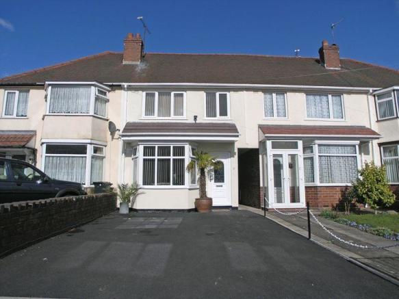 3 bedroom terraced house for sale in dudley holly hall