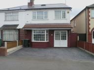 5 bed semi detached home in Holly Lane, Smethwick