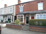 Terraced property in Milcote Road, Bearwood