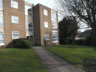Flat for sale in Leicester Close...