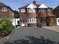 semi detached property in Quinton Road West...