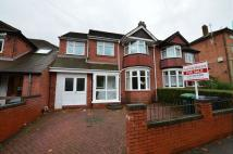 semi detached house for sale in Norman Road, Smethwick