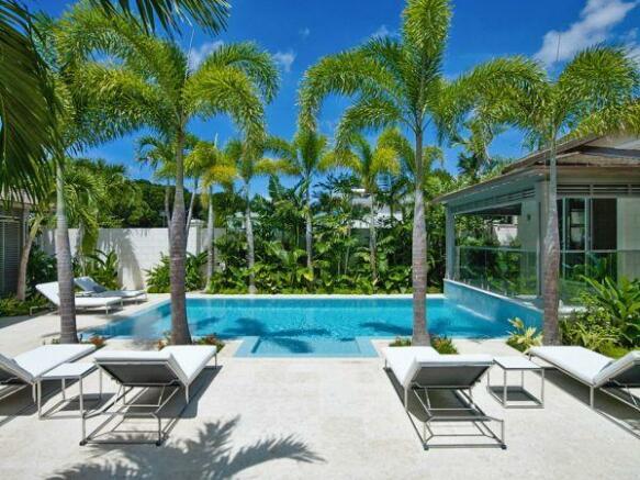 Beachfront Barbados