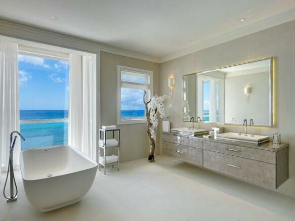 Barbados Villa Beach