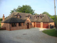 4 bed Detached property for sale in Off School Lane, Hints...