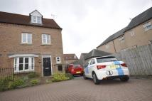 4 bedroom Detached home to rent in Cordelia Way, Chellaston...