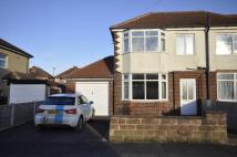 semi detached house to rent in Hill Crest Road...