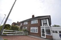St Albans Road semi detached house to rent