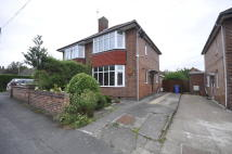2 bed semi detached property in Bonsall Avenue, Derby