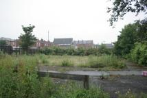 Land in Critchley Street...