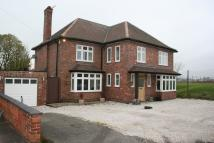 5 bed Detached property in West End Crescent...
