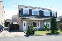 3 bed semi detached property in Summerfields Way...