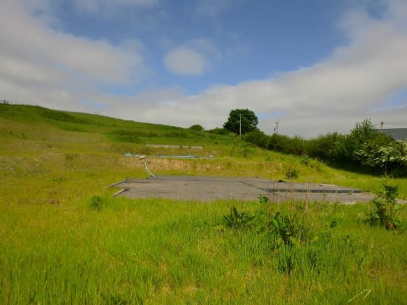 Site for 3 houses