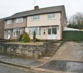3 bed semi detached home for sale in Lewis Road, Llandough...