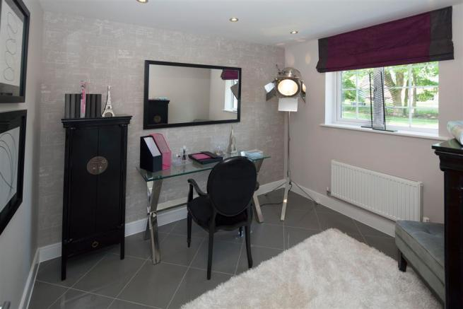 A typical Taylor Wimpey home