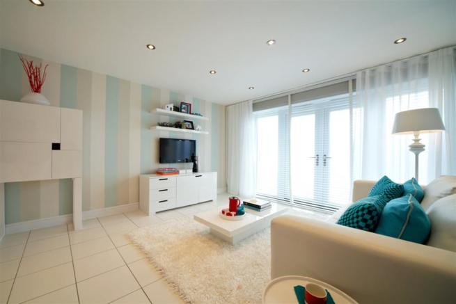 A typical Taylor Wimpey Showhome
